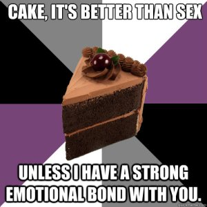 Also, cake.